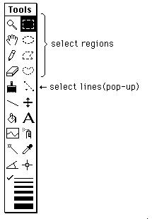 Image Processing Tool Bar